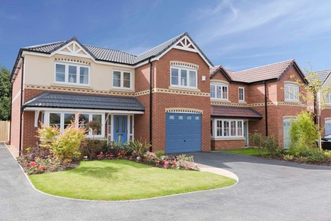 Thumbnail Detached house for sale in The Davenham Scrooby Road, Harworth, Doncaster