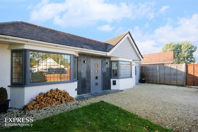 Thumbnail Detached bungalow for sale in Branders Lane, Bournemouth, Dorset