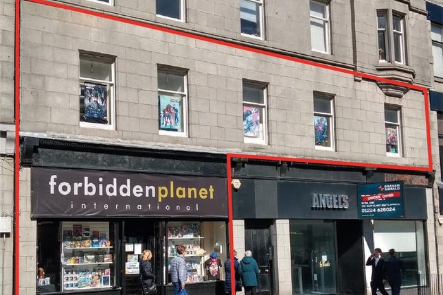 Thumbnail Retail premises to let in 12 Schoolhill, Aberdeen