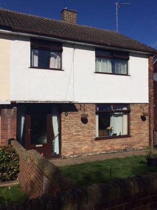 Thumbnail Semi-detached house to rent in Hardwick Avenue, Rainworth