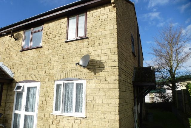Thumbnail Flat for sale in Meadowcroft, New Road, Gillingham