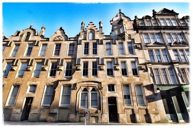 brunswick street merchant city g1 1 bedroom flat to rent