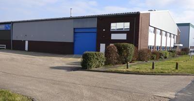 Thumbnail Light industrial to let in Unit 2, Howard Road, Eaton Socon, Cambridgeshire