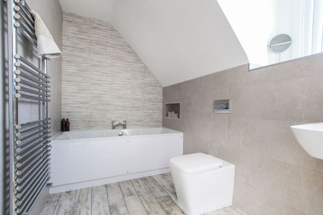 Bathroom of Farrer Lane, Leeds LS26