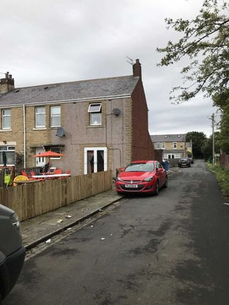 Thumbnail Terraced house for sale in Third Row, Linton Colliery, Morpeth