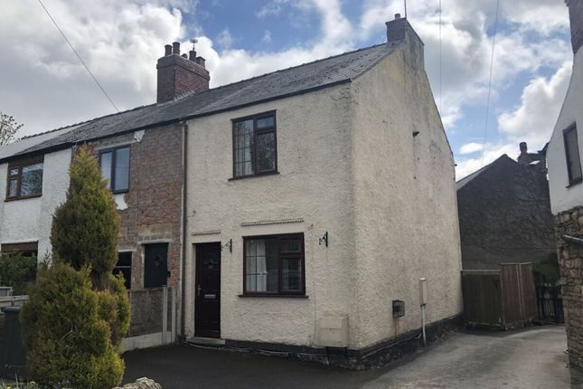 Thumbnail Terraced house to rent in Park Road, Heage, Belper