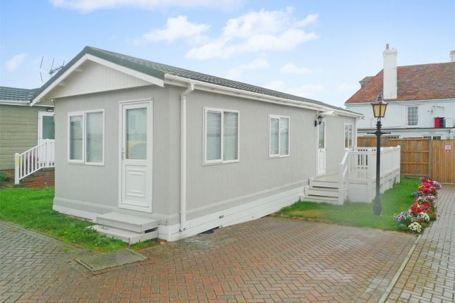 Thumbnail Mobile Park Home For Sale In Blue Dolphin Reculver La