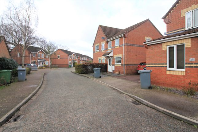 2 bed semi-detached house to rent in Morgans Way, Norwich NR10