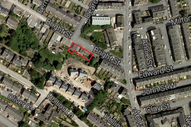Thumbnail Land for sale in Bright Street, Sowerby Bridge