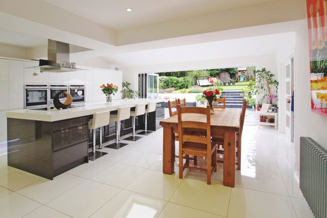 Thumbnail Detached house for sale in Reigate Road, Epsom Downs