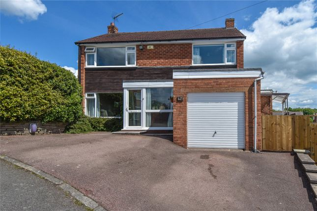 Thumbnail Detached house for sale in Greenfield Avenue, Marlbrook, Bromsgrove