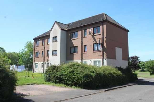Thumbnail Flat for sale in 28, Kylemore Crescent, Motherwell ML13Xp