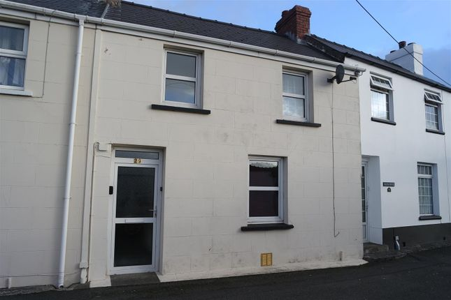 Thumbnail Terraced house to rent in Mill Bank, Haverfordwest