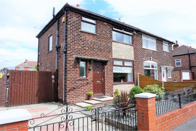 Thumbnail Semi-detached house for sale in Silver Street, Manchester