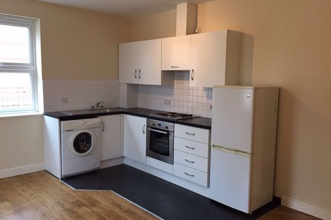 Thumbnail Flat to rent in Brook Street, Wrexham, Clwyd