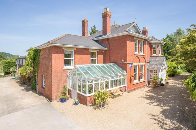 Detached house for sale in Leadon House Hotel, Ross Road, Ledbury, Herefordshire