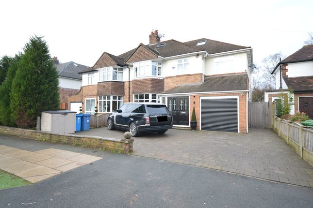 Thumbnail Semi-detached house for sale in Woolton Hill Road, Woolton, Liverpool