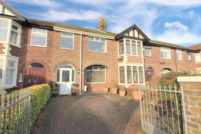 Terraced house for sale in Bispham Road, Layton