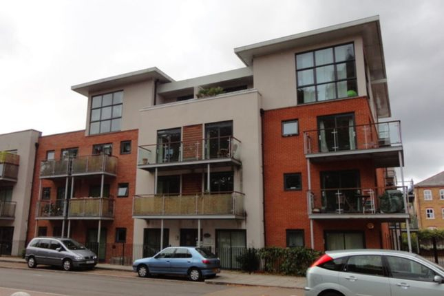 Thumbnail Flat to rent in Highfield Close, Hither Green