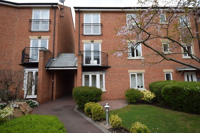 Thumbnail Flat to rent in Mill Gate, Ashbourne Road, Derby