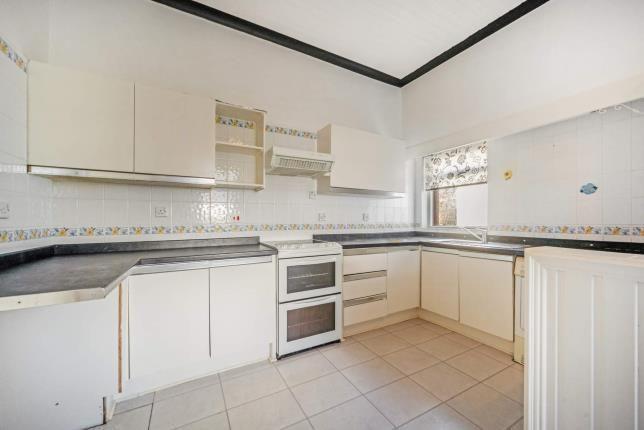 Dining Kitchen of Greenock Road, Largs, North Ayrshire, Scotland KA30