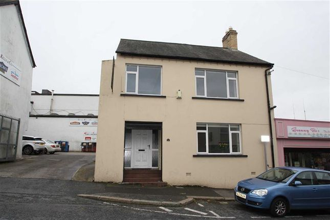 Thumbnail Terraced house to rent in Dromore Street, Ballynahinch, Down