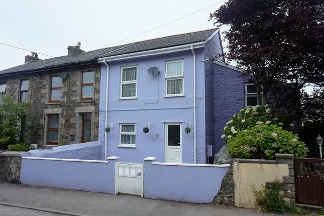Thumbnail Semi-detached house for sale in Trevingey Road, Redruth