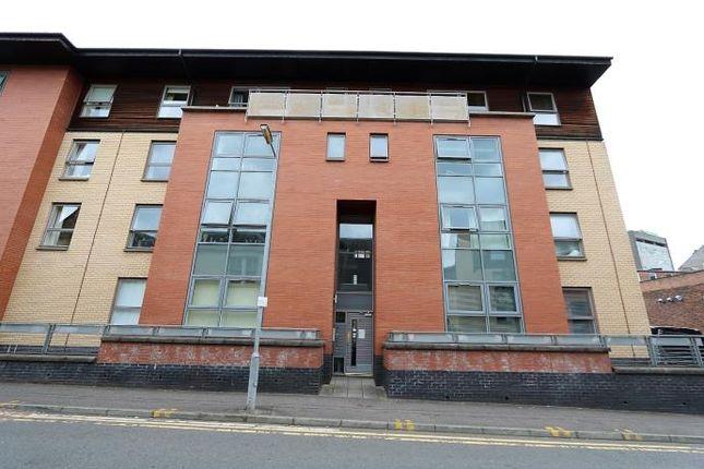 Thumbnail Flat to rent in Dunaskin Street, Glasgow