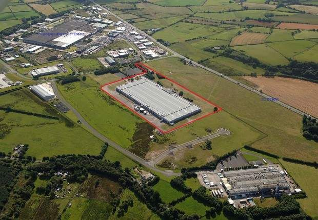 Thumbnail Warehouse for sale in Fruit Of The Loom Drive, Campsie, Londonderry, County Londonderry