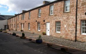 3 bed terraced house to rent in Hares Den, High Street, Annan DG12