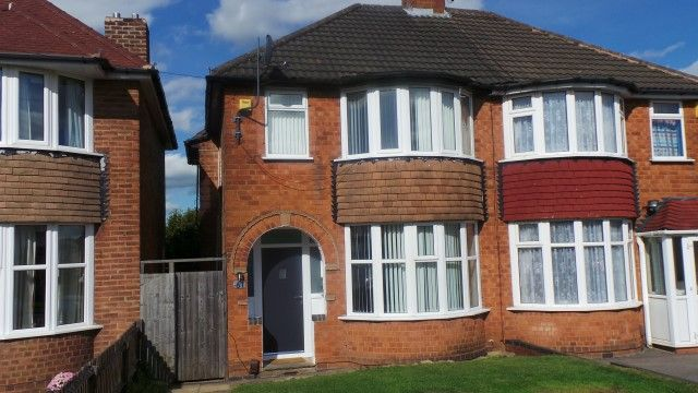 Thumbnail Semi-detached house for sale in Elizabeth Road, New Oscott, Sutton Coldfield
