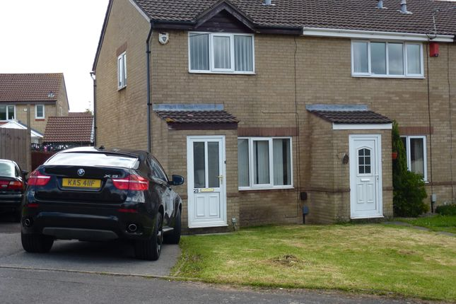 Thumbnail Semi-detached house to rent in Oakleafe Drive, Cardiff