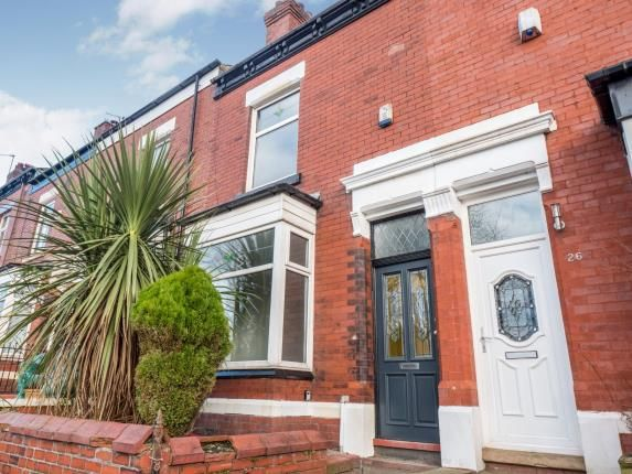 Thumbnail Terraced house for sale in Norman Road, Stalybridge, Cheshire, United Kingdom