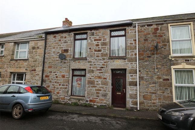 Thumbnail Terraced house for sale in Moor Street, Camborne