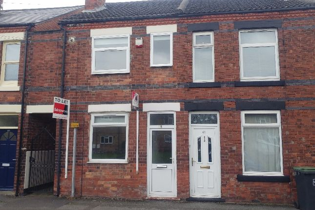 Thumbnail Flat to rent in Dallas York Road, Beeston, Nottingham