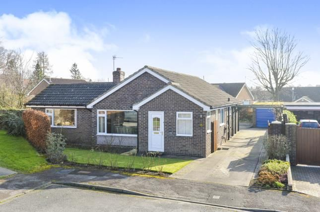 Thumbnail Bungalow for sale in Skottowe Crescent, Great Ayton, Middlesbrough, North Yorkshire