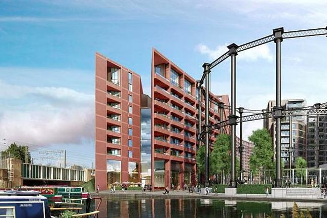Thumbnail Flat for sale in Tapestry, Canal Reach, Kings Cross, London