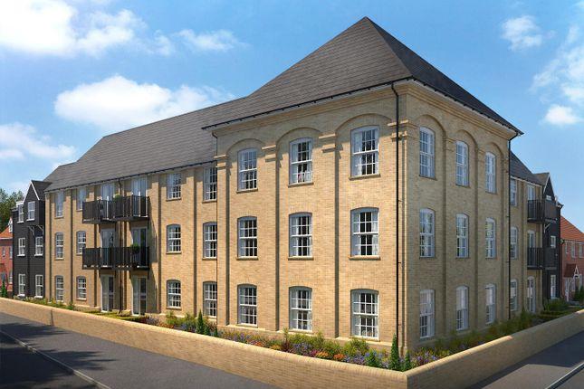 Thumbnail Flat to rent in Station Road, Baldock