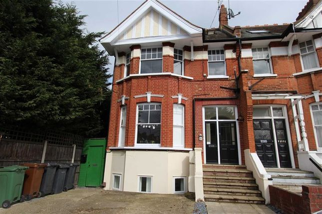 Thumbnail Flat for sale in Connaught Avenue, North Chingford, London