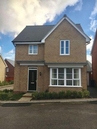 Thumbnail Detached house to rent in St. Johns Lane, Papworth Everard, Cambridge