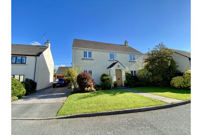 4 bed detached house for sale in Glas Coed, Cilcain CH7