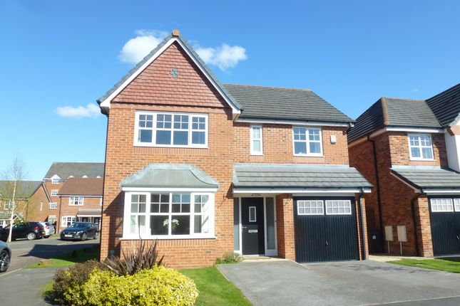 4 bed detached house for sale in Sycamore Gardens, Leyland PR25