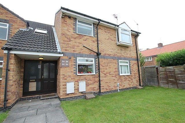 Thumbnail Flat to rent in Dixon Court, Cottingham