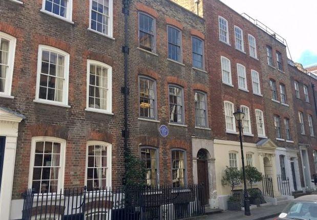 Thumbnail Property for sale in Elder Street, London