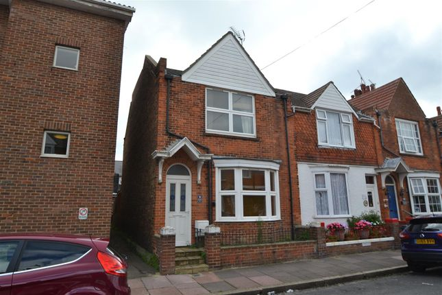 3 bed end terrace house for sale in Sheen Road, Eastbourne BN22