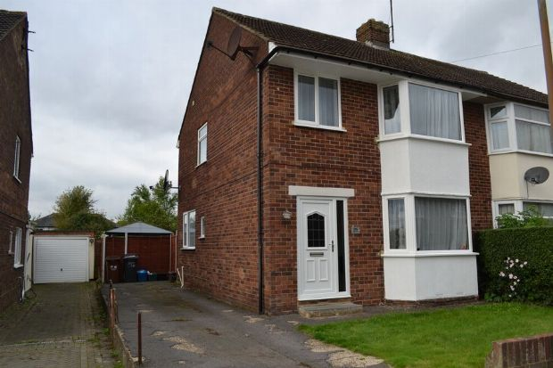 Thumbnail Semi-detached house for sale in St Albans Road, Spinney Hill, Northampton