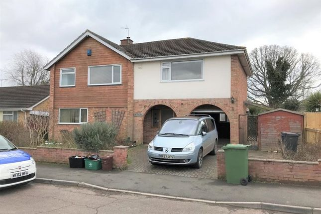Thumbnail Property to rent in Newlands Crescent, Ruishton, Taunton