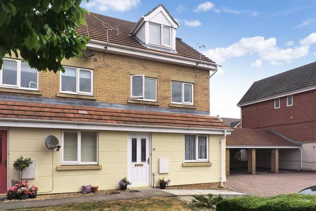 Thumbnail Maisonette For Sale In Heritage Way Gosport