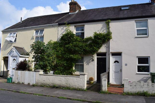 Thumbnail Terraced house for sale in Jubilee Road, Newbury