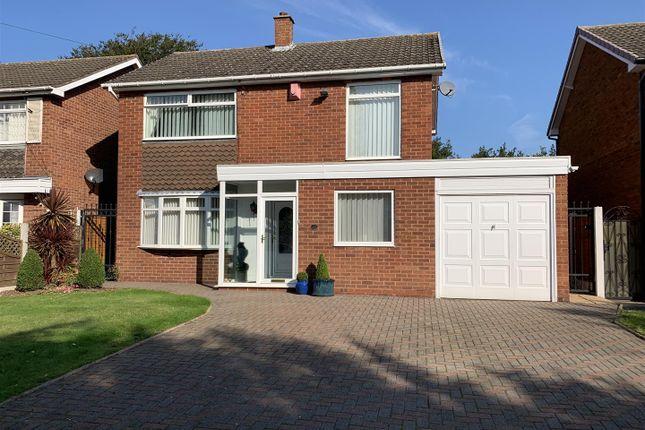 Thumbnail Detached house for sale in Peak Croft, Hodge Hill, Birmingham
